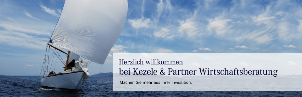 Kezele & Partner - Headerbild